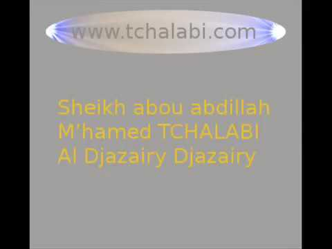 La Da'wa N'appartient Pas à Cheikh Tchalabi HafidhahuLlah