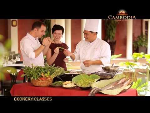 Cambodia Tourism for CNN