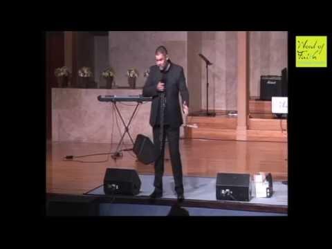God Chasers service with Pastor Denvar Marks