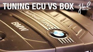 Remapping ECU VS Tuning Box BMW 118d F21 | EP 017