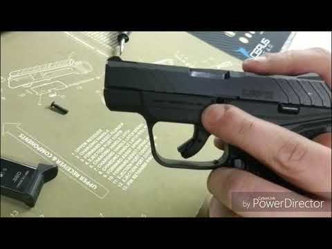 Basic Field Strip Ruger LCP2