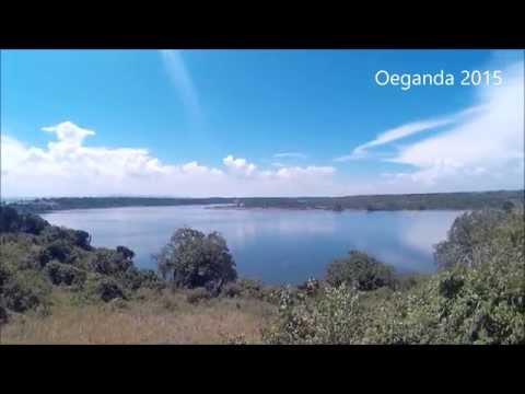 Exploring Uganda: Lake Bunyonyi, Mount Sabinyo, Queen Elizabeth NP & Moroto