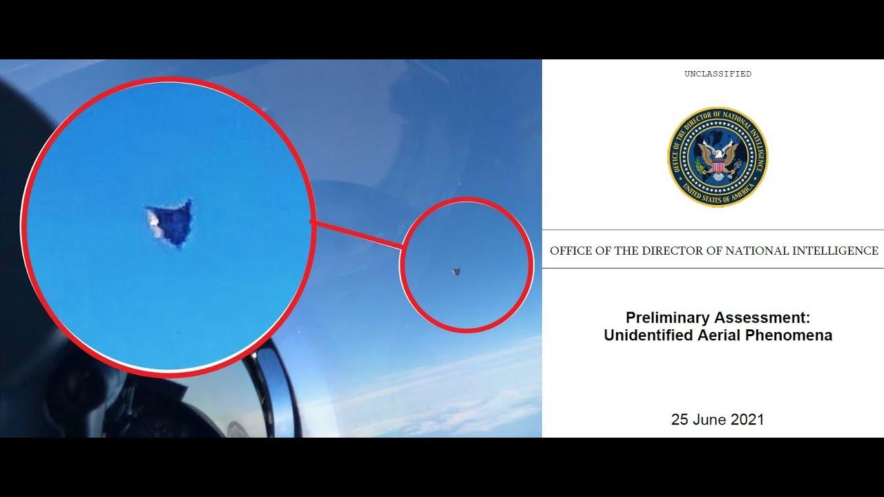 【기다렸습니다. 드디어 발표】ㅣ2021년 6월 공개,  9장 보고서 ㅣ미국정부는 UFO를 인정했다?ㅣ 일요미스테리