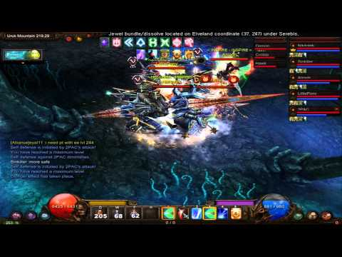 MuOnline Hunt Lord Silvester With BM-2PAC(StrBuild):