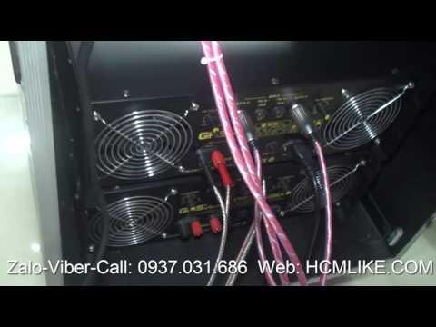 [HCM047] Kết nối Mixer với Main và nâng cấp dàn nhạc sống