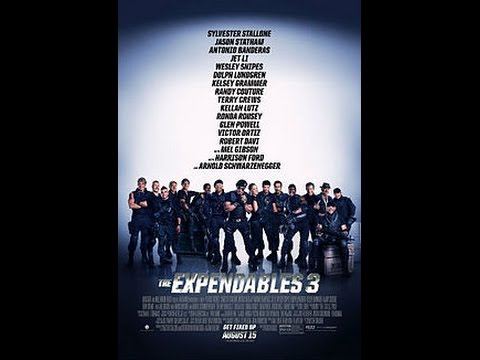 The Expendables 3(2014)RANT