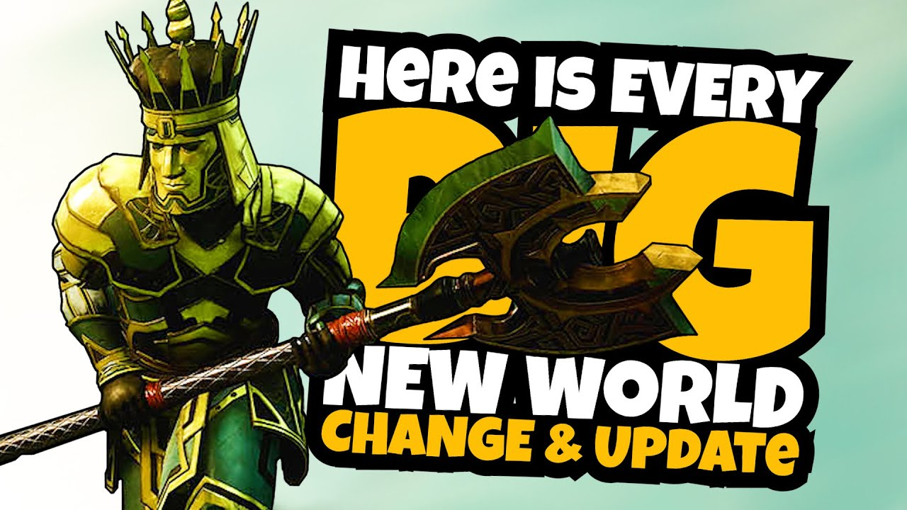 New World: Every BIG Change & Update You Should Know!