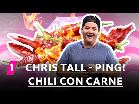PING! - Die Mikrowellenshow mit Chris Tall: Chili con Carne | 1LIVE