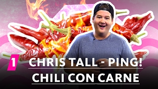 PING! – Die Mikrowellenshow mit Chris Tall: Chili con Carne