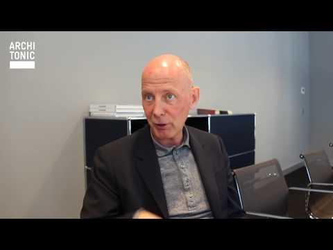 Ben van Berkel discusses the future of the workplace