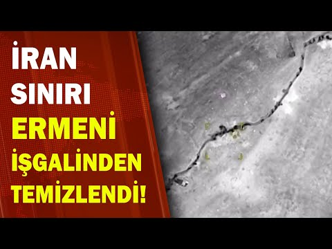 Azerbaycan Ordusu İran Sınırını Kurtardı! / A Haber