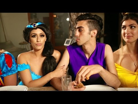 Thumbnail: Disney Princess Date Night