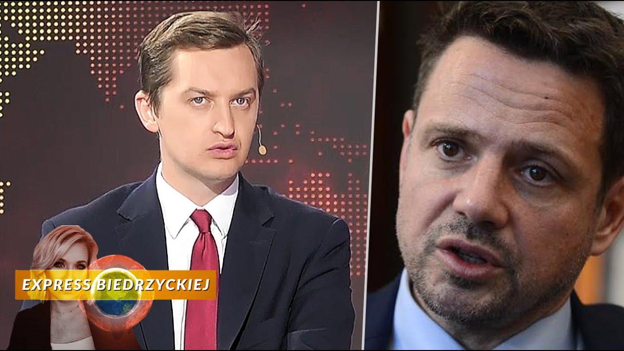 Trzaskowski to KŁAMCA! Wiceminister sprawiedliwości OSKARŻA prezydenta Warszawy