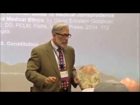 MedicoLegal Magic and Mentalism by Enigmatist Dr. David E. Goldman