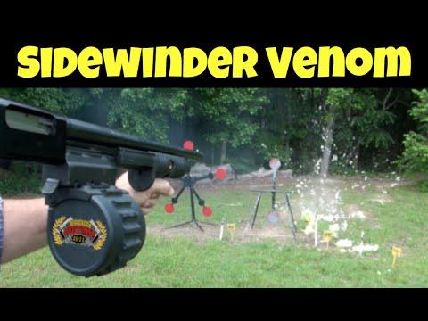Adaptive Tactical Sidewinder Venom Shotgun