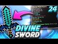 NEW DIVINE IMMOLATION GOD SWORD!   Minecraft FACTIONS #24 (CosmicPvP Ice Planet)