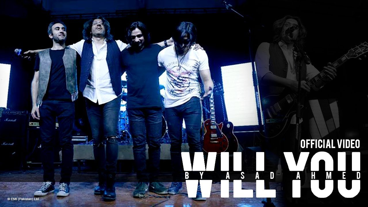 Will You  - Official Music Video | Asad Ahmed | Rebirth