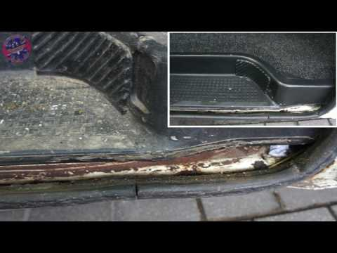 Химчистка Volkswagen Transporter T4