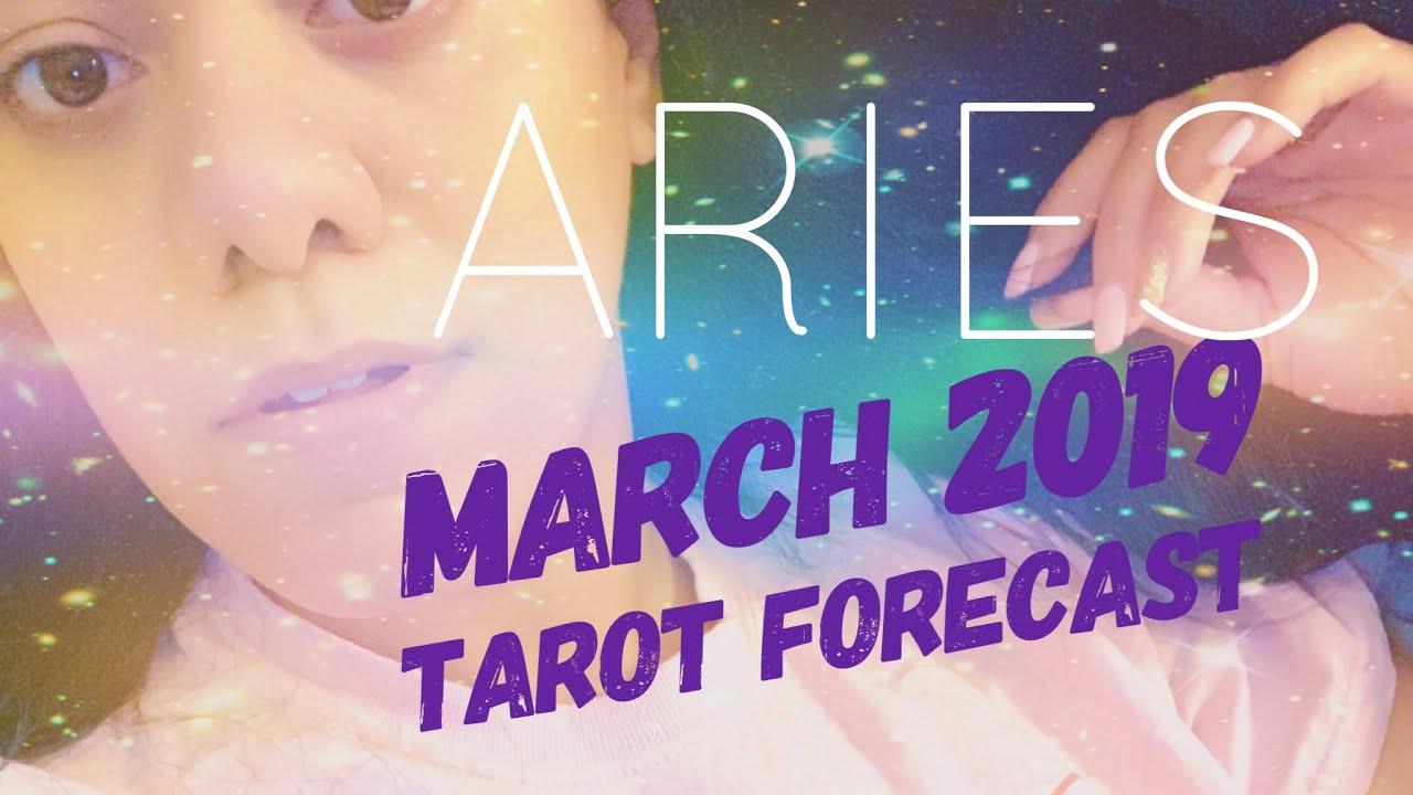 ARIES | | MARCH 2019 | TAROT FORECAST | TAROT READING | LOVE CAREER MONEY