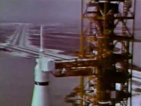Saturn V Rocket Tests