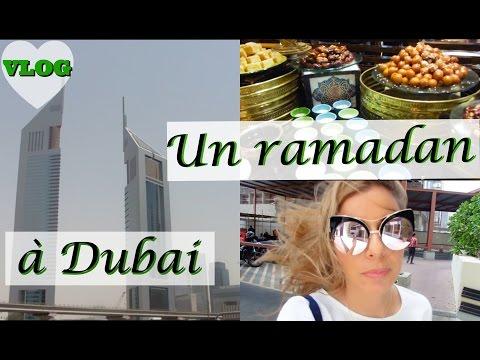 Un Ramadan à Dubai ☆ Iftar Buffet avec les copines ! Les Vlogueuses en carton | Yas & Nab