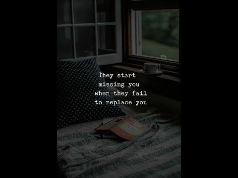 Powerful Quotes   They Start To Miss You When They Fail To Replace You   Entertainment Plus
