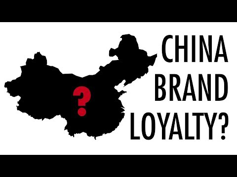 Building Brand Loyalty In China?