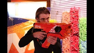 First Review NERF Rival Perses Toy Fair 2019
