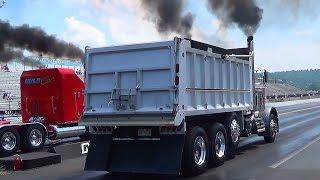 #3 big rigs drag racing 2nd annual keystone deisel truck nationals 7-26-14