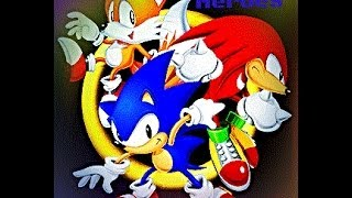 Sonic 2 Heroes - Sonic The Hedgehog 2-Heroes - User video
