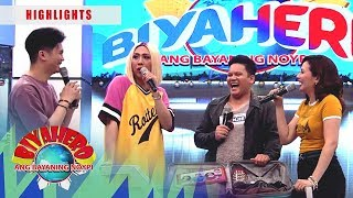 Vice shares a funny story about his lolo | It's Showtime BiyaHERO