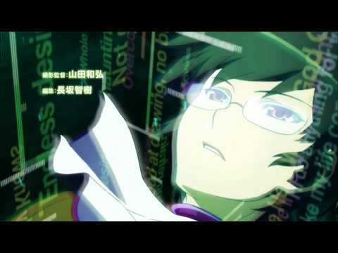World god only knows opening 2 HD Lyrics