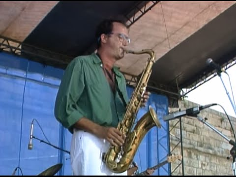 Michael Brecker Band - Full Concert - 08/16/87 - Newport Jazz Festival (OFFICIAL)