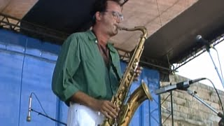 Michael Brecker Band - Full Concert - 08 / 16 / 87 - Newport Jazz Festival (OFFICIAL)