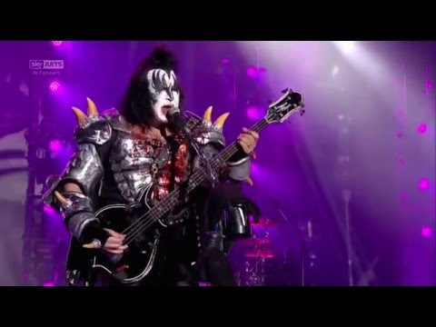 Kiss - Black Diamond (Download Festival)