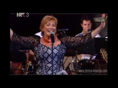 Tereza Kesovija - S druge strane sna (Split, Peristil 23. srpnja 2002.)