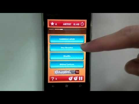 Song Freaks for Windows Phone - Official Video HD