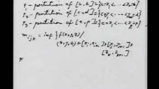 Lecture 28 - Multiple Integrals
