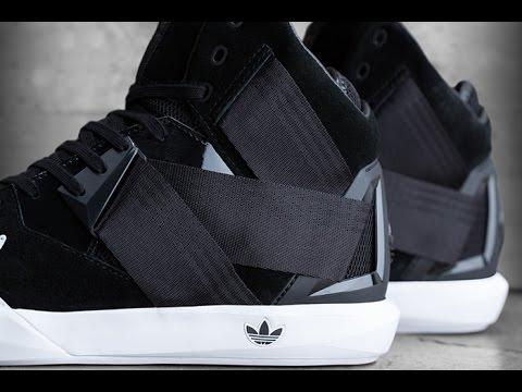 unboxing adidas c-10 shoe