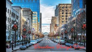 Downtown Raleigh NC Drive (2018)