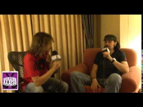 BackstageAxxess interviews Bruce Kulick of Grand Funk Railroad.