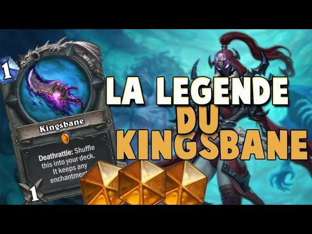 VOLEUR KINGSMAN EST DE RETOUR !
