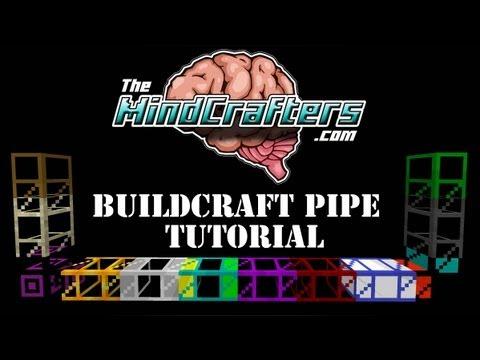 Tekkit Lite Tutorial - Buildcraft Pipes