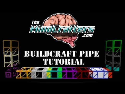 Tekkit Lite Tutorial - Buildcraft Pipes
