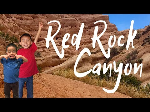 There's a Red Rock Canyon in Orange County? (Hiking at Whiting Ranch Park): Traveling with Kids