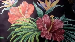 "Обзор пошитых наволочек на подушку под вышивку бисером (тм ""Рикамо"")"