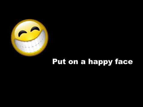 Put on a Happy Face - Elk Garden School Song
