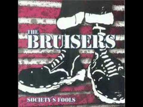 The Bruisers - Society´s Fools (Full Album)