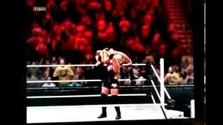 WWE 2K14 Universe Mode Candice Michelle vs. Beth Phoenix (Rematch)