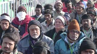 Second Day First Session 27th Dec 2015 ( Jalsa Salana Qadian )